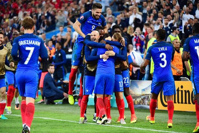 Audience: Gros score, mais moins que France-Roumanie