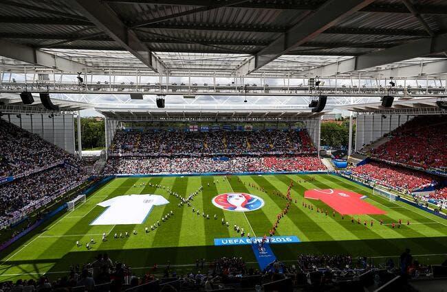 Euro 2016 : Angleterre - Pays de Galles : 2-1