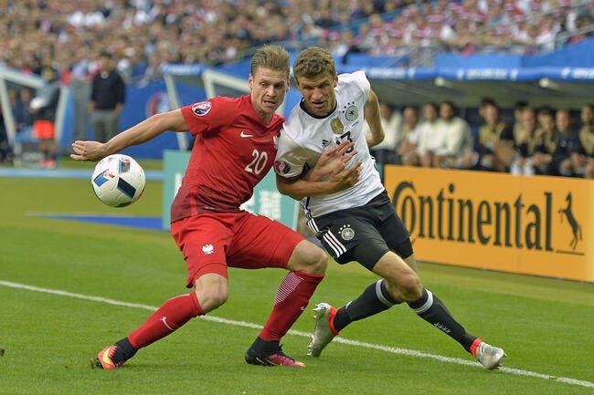 Euro 2016 : Le premier 0-0, c'est pour Allemagne-Pologne