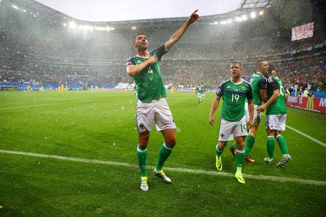 Euro 2016 : La victoire choc de l'Irlande du Nord sur l'Ukraine