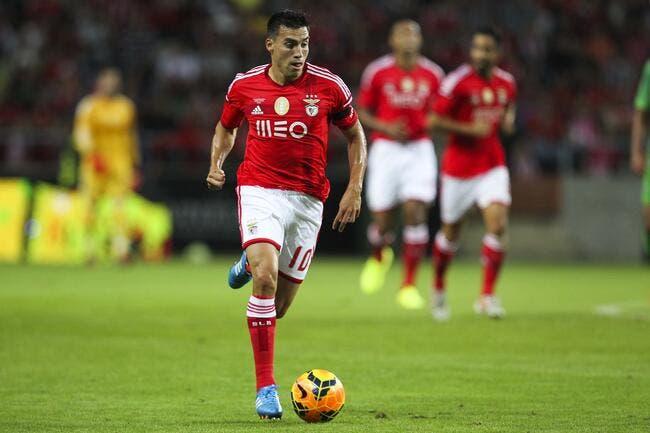 Officiel : Gaitan va bien rejoindre l'Atlético Madrid