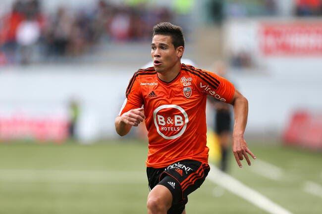 Officiel: Guerreiro quitte Lorient pour Dortmund