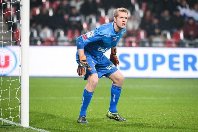 Officiel: Lössl quitter Guingamp pour Mayence