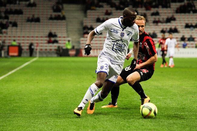 Officiel : Mouhamadou Dabo signe à Caen pour 3 ans