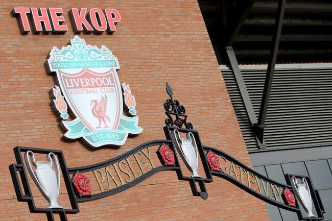 Pour 880 ME, la Chine veut s'offrir Liverpool!