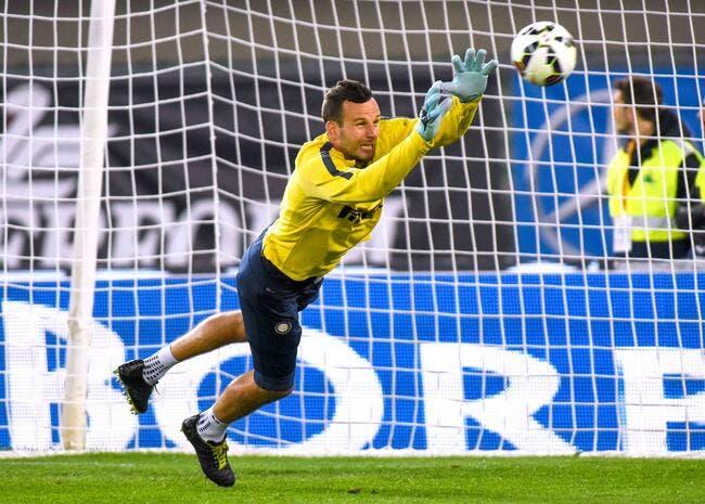 PSG: L'agent d'Handanovic se verrait bien à Paris