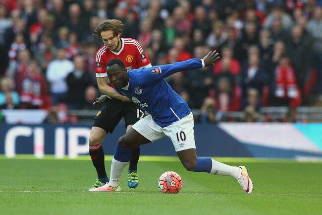 PSG: Everton répond à l'intérêt parisien pour Lukaku