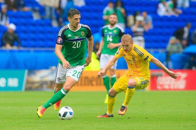 Ukraine - Irlande du Nord : 0-2