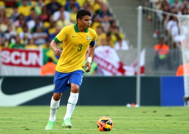 Brésil: Dunga viré, Thiago Silva pourrait disputer les JO 2016
