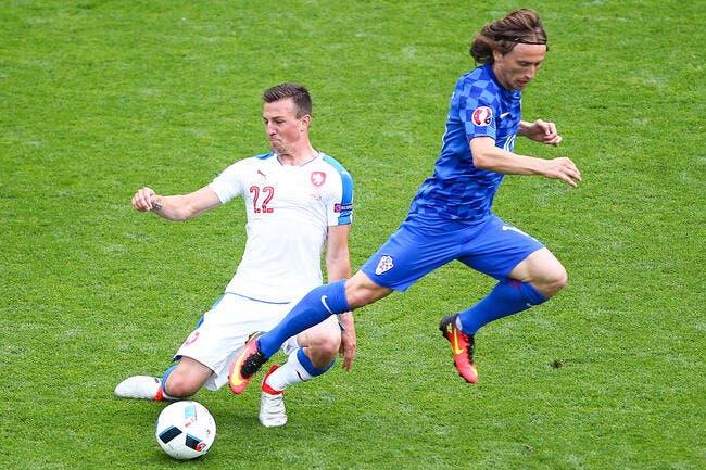 Croatie – Rep. Tchèque 2-2