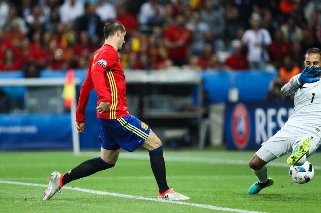 Espagne – Turquie 3-0