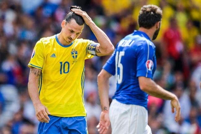Euro 2016: L'Italie rejoint les Bleus au bout de l'ennui