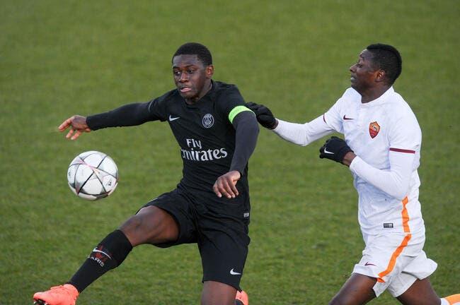 Officiel: Doucouré quitte le PSG pour la Bundesliga