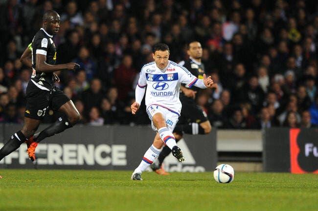 Officiel: Steed Malbranque quitte l'OL pour le SM Caen