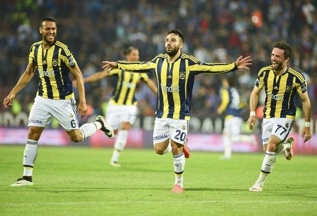 OL: Un match amical de gala à Fenerbahçe