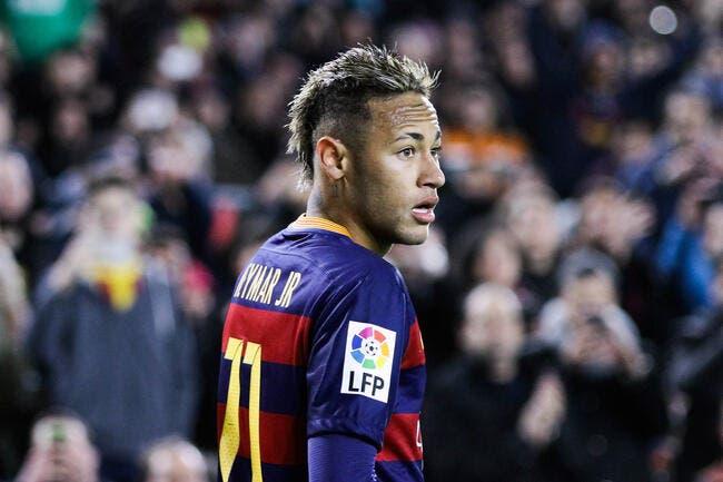 Barça: Neymar, le harcèlement du PSG énerve les Catalans!