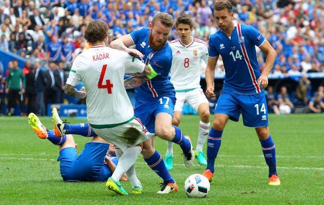 Euro 2016 : Pour l'Islande, hongrois qu'on gagne et on fait un nul !
