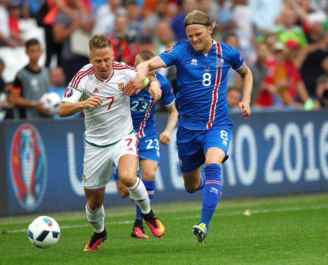 Islande - Hongrie : 1-1