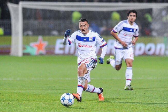 OL : Malbranque vide son sac en quittant Lyon