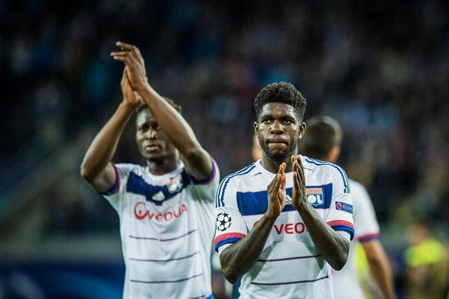 OL : Le Barça dément un accord finalisé avec Lyon et Umtiti