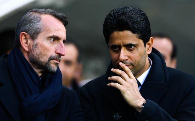 PSG: Le prix d'Emery peut tripler à cause de Laurent Blanc!