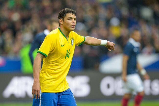 PSG : Thiago Silva et Marquinhos aux JO, le PSG pourrait refuser !