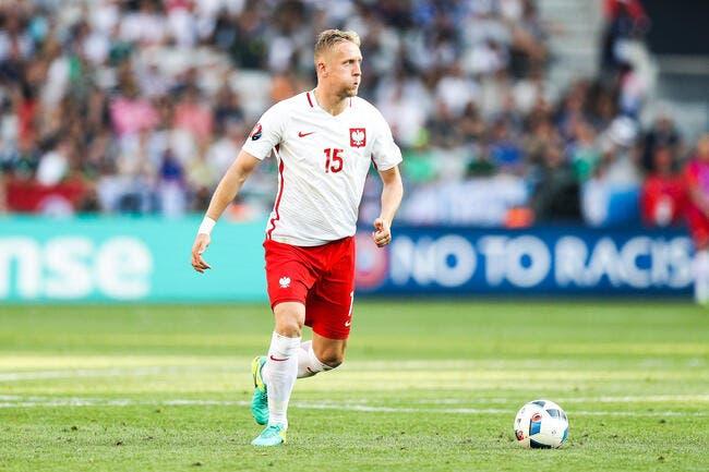 Mercato : Kamil Glik proche de Monaco pour 12ME !