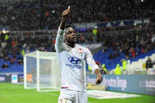 OL : Cornet va prolonger deux ans à l'Olympique Lyonnais