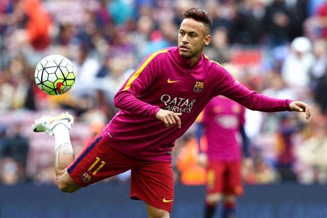PSG : Neymar au Paris SG c'est du 50-50 !