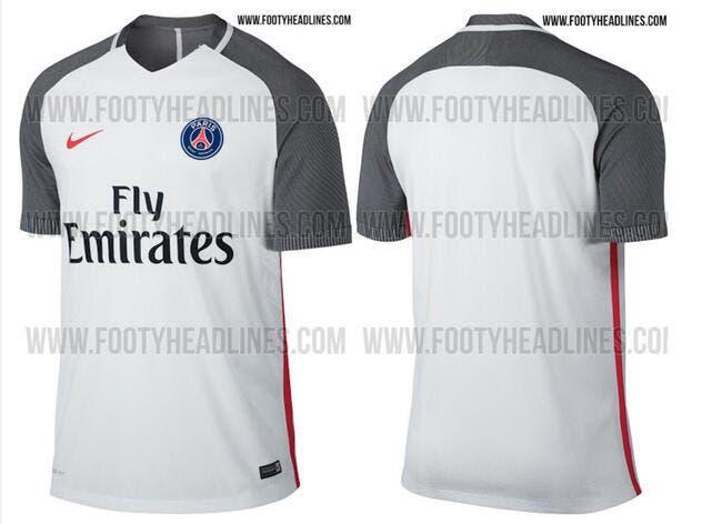 PSG : Un étonnant maillot spécial du Paris SG a fuité sur le net
