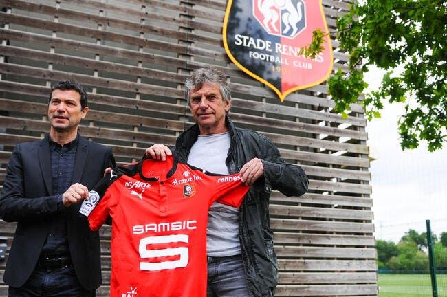 Rennes : Gourcuff a finalement signé un contrat de 3 ans