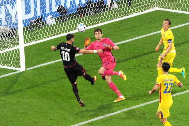 Roumanie - Albanie : 0-1