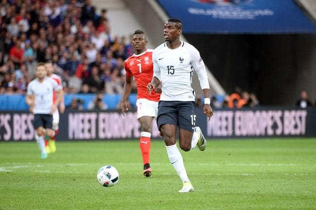 Suisse - France : 0-0