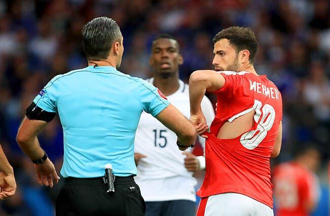 Euro 2016 : Puma a enquêté et trouvé le bug des maillots suisses