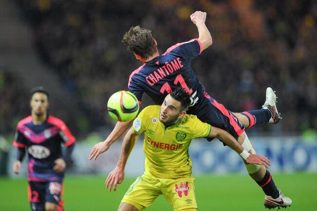FC Nantes : Les 3 raisons qui compliquent l'arrivée de Chantôme