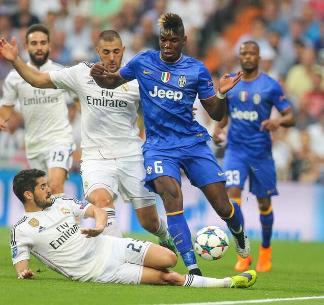 Mercato : Paul Pogba au Real Madrid, cette fois c'est sérieux !