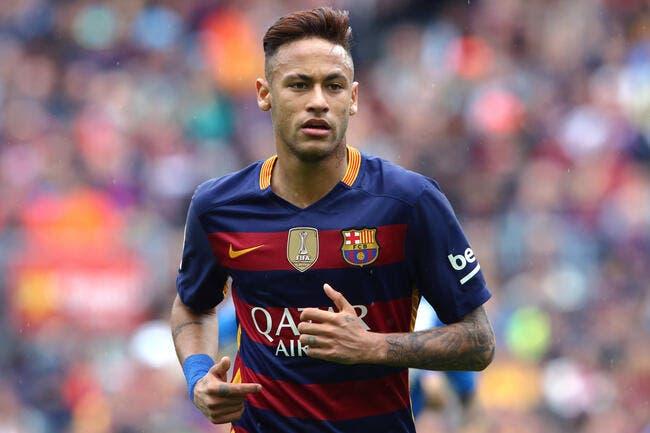 PSG : C'est la guerre totale avec le Barça et Man Utd pour Neymar !