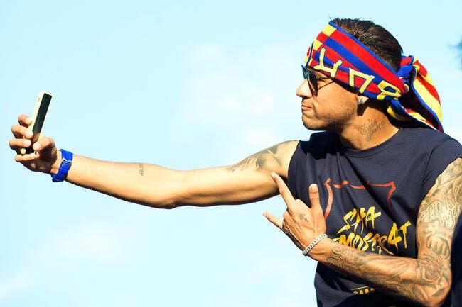 PSG : Un cadre du Barça prend position pour Neymar