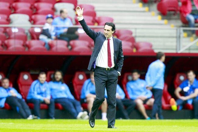PSG: Unai Emery surpris par une absence de taille à Paris