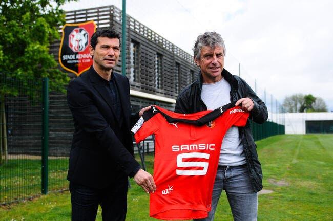 Rennes : Le programme de reprise du Stade Rennais