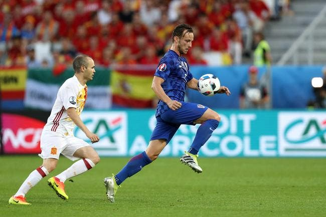 Espagne – Croatie 1-2