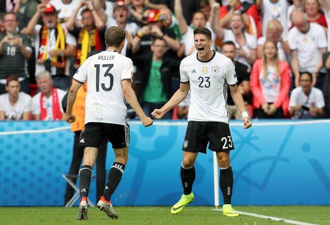 Euro 2016 : 1-0, et c'est le bonheur pour l'Allemagne et la Pologne