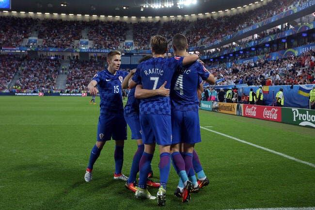 Euro 2016: La Croatie renverse l'Espagne, qui jouera l'Italie !