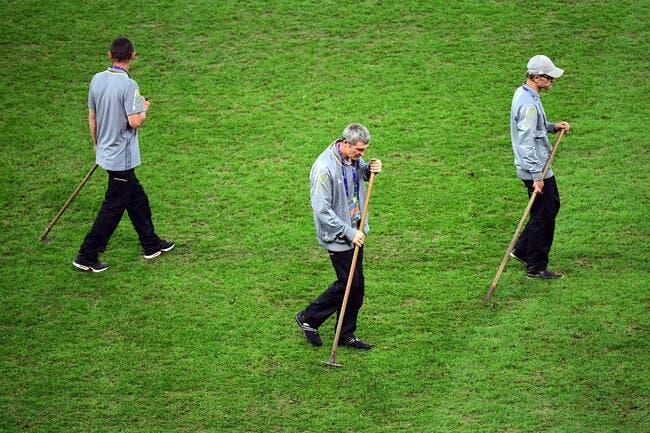Euro 2016 : La pelouse de Lille changée en urgence