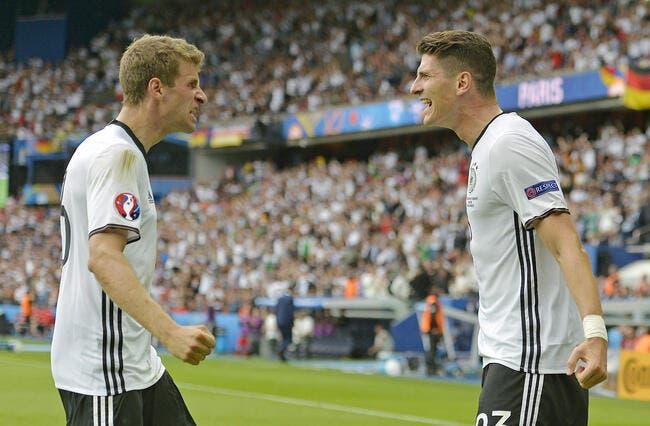 Irlande du Nord – Allemagne 0-1
