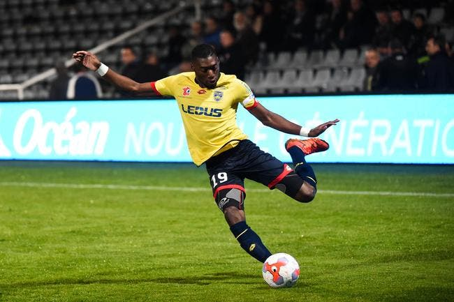 Officiel : Direction Angers pour Karl Toko-Ekambi