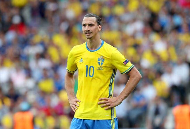 Officiel : Ibrahimovic quittera définitivement la Suède après l'Euro