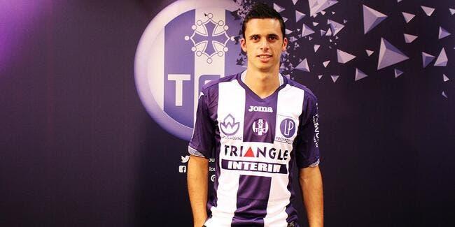 Officiel : Jessy Pi s'engage avec Toulouse