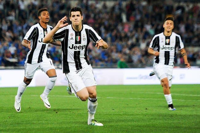 Officiel: Le Real Madrid récupère Morata pour 30 ME