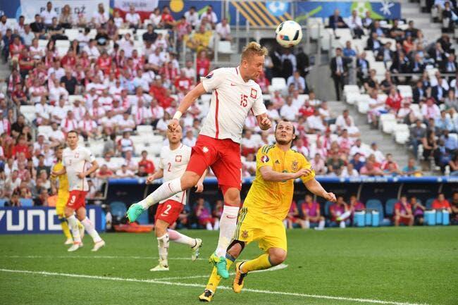 Pologne – Ukraine 1-0